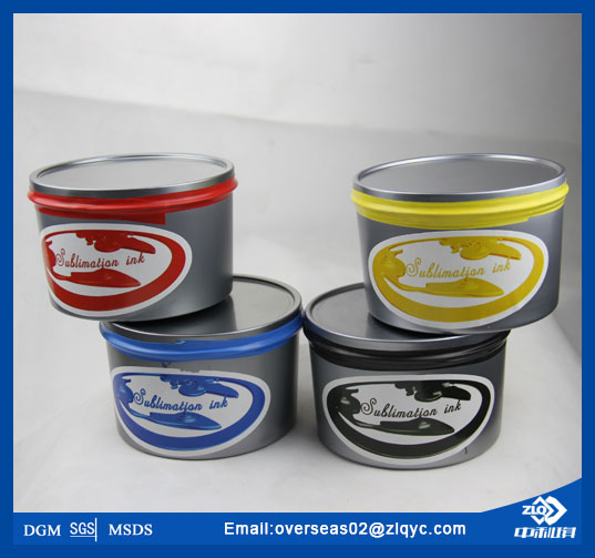 Advanced Sublimation offset ink used for