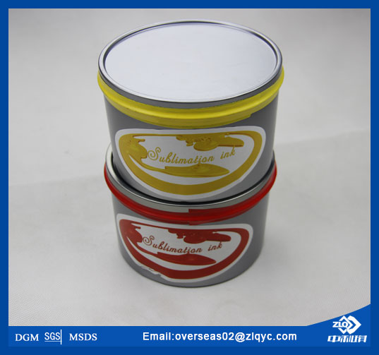Yellow Premium Quality Sublimation Ink f