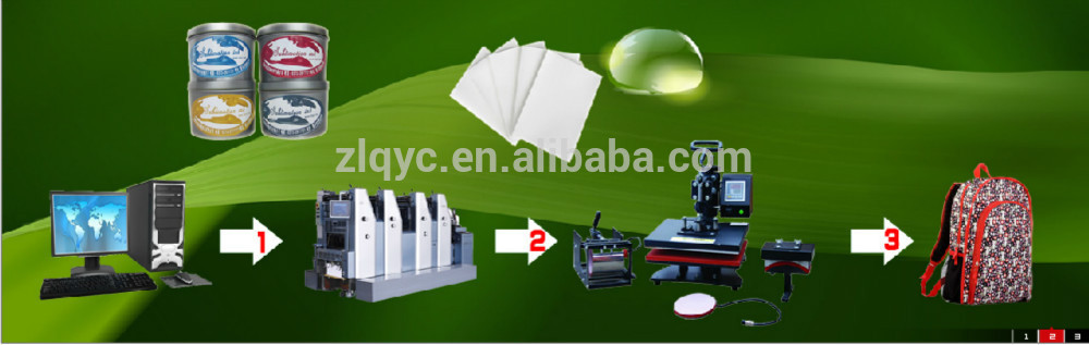 sublimation ink printing service
